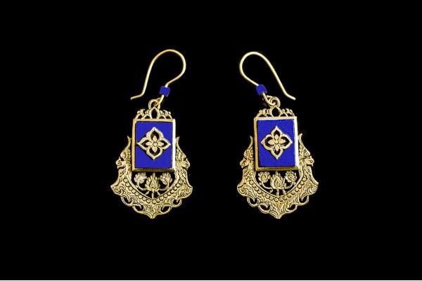 Engraved Jewelry Azure