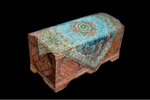Burnish Sorahi Vase